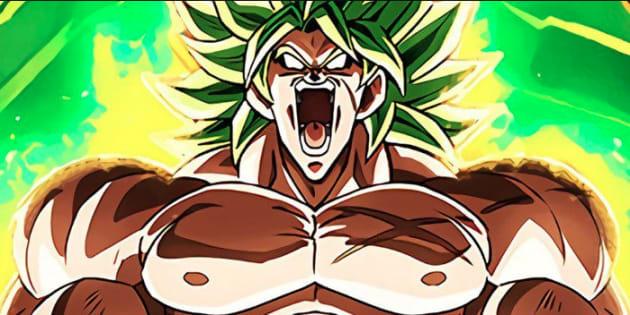 """Entre """"Dragon Ball Super: Broly"""" et sa première apparition à l'écran en 1993, le Super Saiyan légendaire s'est fait refaire le portrait (psychologique)."""