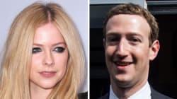 Avril Lavigne accuse Mark Zuckerberg d'encourager le