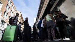 Dopo lo sgombero di via Curtatone dozzine di rifugiati e migranti ancora in strada. Il Comune: