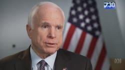 US Republican Senator John McCain Calls Putin A Bigger Threat Than