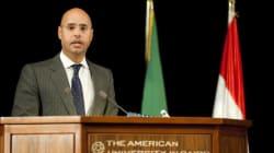 Gheddafi jr fa la voce grossa contro