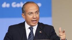Felipe Calderón dejó Acción