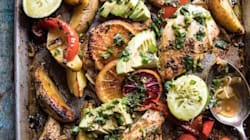 Sheet Pan Chicken Recipes For Everyone Who Hates Doing