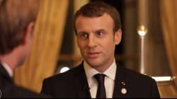 Macron promet la victoire contre Daech en Syrie d'ici