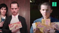 VIDEO: Así se disfrazaron las celebridades para