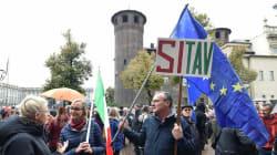 Il Sì TAV a Torino è la prima forza d'opposizione al governo. Alla faccia del PD (e di