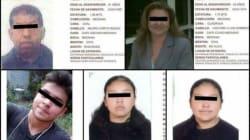 Familia es hallada enterrada en su domicilio en Tultepec,