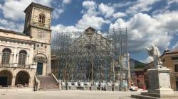 A Norcia, sotto San Benedetto, l'Europa utile per il post