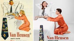 Este artista transformou anúncios machistas do século 20 em um manifesto