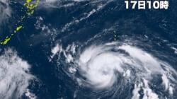 台風19号、8月21日から22日にかけて西日本に接近・上陸の恐れ