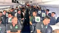 76 Dead In Columbia Plane Crash Carrying Brazilian Football