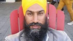 Jeune, photogénique et sûr de lui, ce Sikh canadien marche sur les plates bandes de Justin