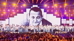 Le concert des Enfoirés diffusé sur TF1 le 8