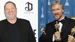 James Cameron a failli frapper Harvey Weinstein avec son