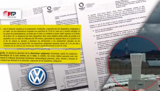 Los permisos de Volkswagen para
