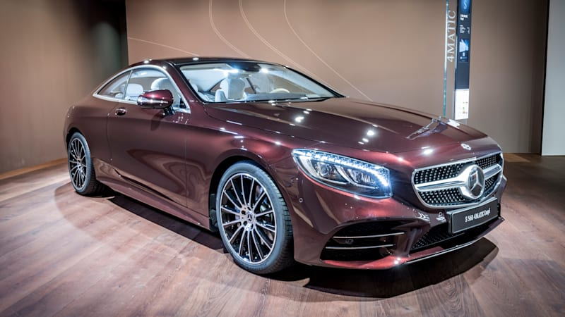 Mercedes S Cl Coupe Cabriolet Get Uber Luxury Exclusive Editions Autoblog
