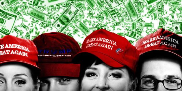 Comment la droite américaine se paye une armée de jeunes ultra-motivés