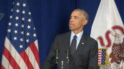 Barack Obama señala públicamente a Donald Trump por primera