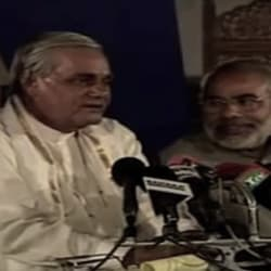 WATCH: How Modi Reacted When Vajpayee Reportedly Rapped Him Over Gujarat