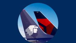 Delta y Aeromexico dan inicio a alianza para operar vuelos