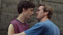 """4 nomination agli Oscar per """"Chiamami col tuo Nome"""" di"""
