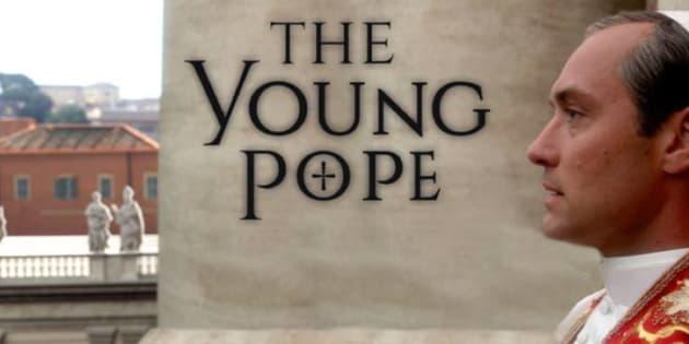 Risultati immagini per The Young Pope Nastro dell'anno 2017