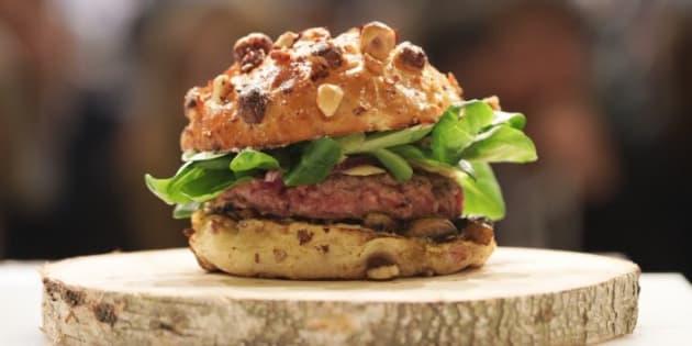"""Il faudra passer par le Gard pour goûter le """"meilleur burger de France"""""""