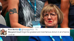 'Love All': Aussies Respond To Margaret Court's Homophobic