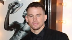 Channing Tatum Dyes His Hair Blond And Courts Public
