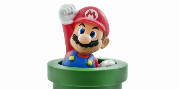 Mario a été plombier, mais il y a bien longtemps, selon sa biographie officielle made in Nintendo.