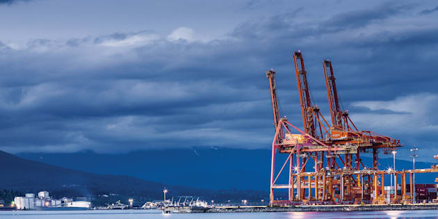 The Port of Vancouver is Canada's largest port