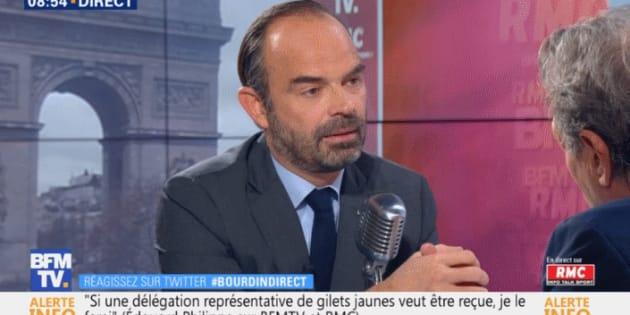 Édouard Philippe a affirmé sur RMC et BFMTV qu'il n'y aura pas de coup de pouce pour le Smic au 1er janvier prochain.