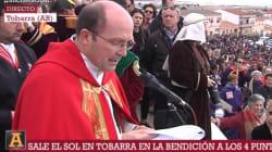 Un sacerdote de Albacete cuestiona la ideología de género durante su sermón de Viernes