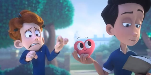 This Animated Short About A Boy In Love With A Boy Will Steal Your Heart