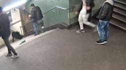 Jerk Who Kicked Woman Down Berlin Subway Stairs Gets Jail