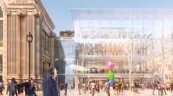 Voici ce à quoi ressemblera la Gare du Nord en