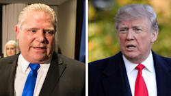 Ford-Trump Comparisons Roll In After Ontario PC Leadership