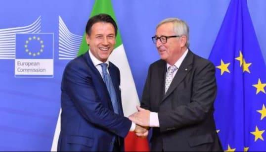 PACE SIGLATA - Da Bruxelles stop per ora alla procedura d'infrazione sull'Italia, ma il giudizio finale arriverà solo a genna...