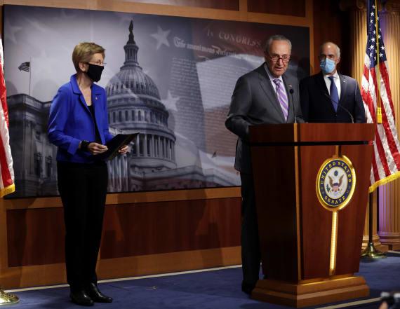 Warren, Schumer implore POTUS to cancel student debt