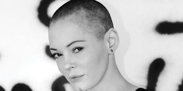 Comment Rose McGowan a fait de son crâne rasé un symbole contre Hollywood et les violences sexuelles