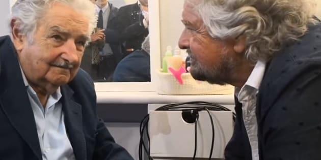 Risultati immagini per José Mujica grillo