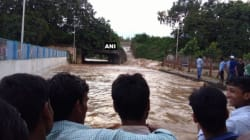 ₹389 Crore Dam Collapses In Bihar A Day Before