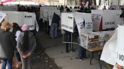 VIDEO: Ciudadanos protestan frente al INE por falta de
