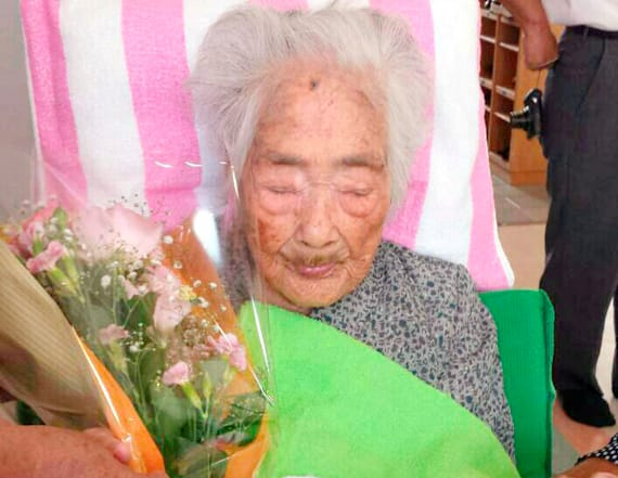 World's oldest person dies at the age of 117