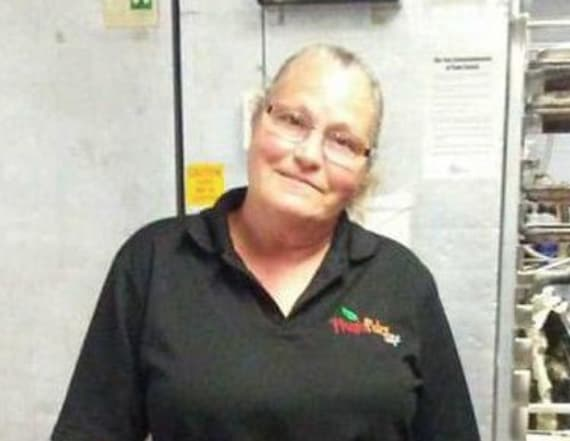 School lunch lady fired for feeding broke student