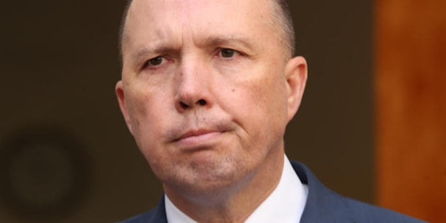 Peter Dutton: 'The position of the Coalition Government has been clear and consistent.'