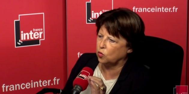 Martine Aubry déchaînée contre Emmanuel Macron