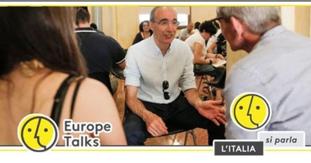 """""""Caro lettore, possiamo presentarti qualcuno?"""". L'Italia si parla di nuovo, e stavolta anche l'Europa"""