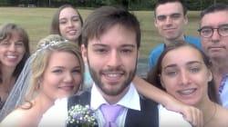 La vida de Hugo, desde 2008 hasta el día de su boda, contada con 2.500