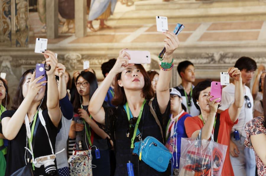 ITALY. Vatican City. Vatican Museum. 2014.